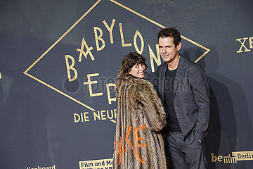 Weltpremiere der neuen Staffel der TV-Produktion Babylon Berlin   Zoo Palast