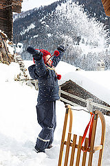 Juhu  Schnee!