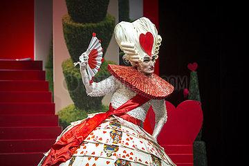 Theater St. Gallen ALICE IM WUNDERLAND