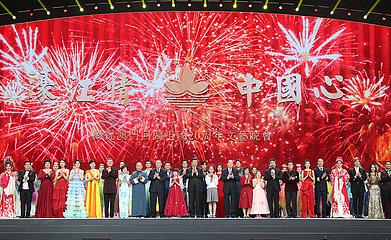 CHINA-MACAO-XI jinping-GALA (CN)