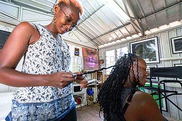 KENIA-NAIROBI-Kuona ART CENTER