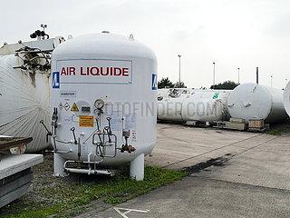 Behälter für technische Gase | tanks for technical gases