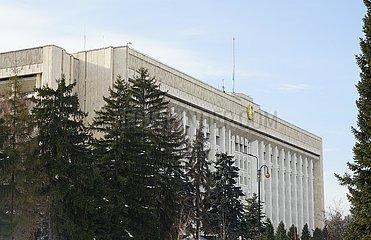 KASACHSTAN-ALMATY-MOURNING-Flugzeugabsturz