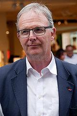 Portrait Axel VOSS CDU EVP Abgeordneter Europa Parlament