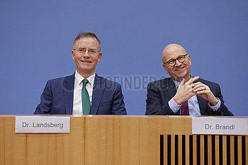 Bundespressekonferenz zum Thema: Rueckblick 2019 / Ausblick 2020 des Deutschen Staedte- und Gemeindebundes (DStGB)