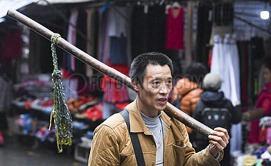 (FOCUS) CHINA-CHONGQING HAFT MEN-RAN Guanghui (CN)