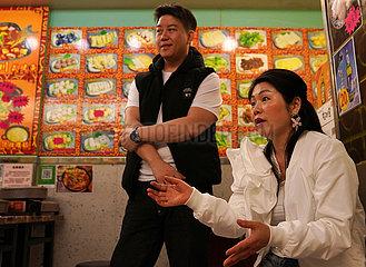 CHINA-Hongkong Restaurantbesitzer (CN)