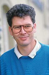 Gerd Mueller  CSU  Mitglied im Europaeischen Parlament  1991