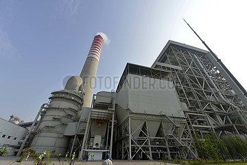 Xinhua Schlagzeilen: Umweltfreundliche Kohlekraftwerk Kräfte Häuser  gewinnt Herzen in Pakistan