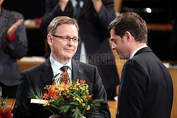 Bodo Ramelow und Mike Mohring