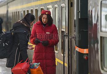 CHINA-INNER MONGOLIA-SLOW TRAIN (CN)
