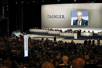 Rimini Protokoll DAIMLER HAUPTVERSAMMLUNG