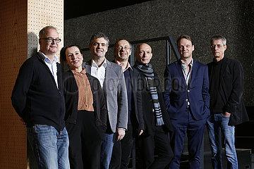 Jury Theatertreffen Berlin 2015