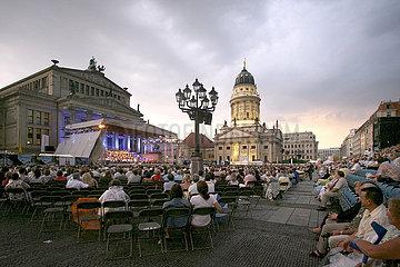 Classic Open Air 2006 FRANZOESISCHE NACHT - KLASSIK UND CHANSON