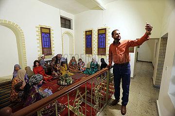 IRAK-BAGDAD-MUSEUM