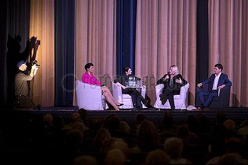 Sahra Wagenknecht  Premiere Ken Loach Film Sorry We Missed You