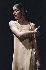 Chettur  Padmini (Taenzerin und Choreographin)