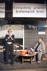 Volksbuehne am Rosa-Luxemburg-Platz Berlin  Prater SCHOEN IST GEWESEN