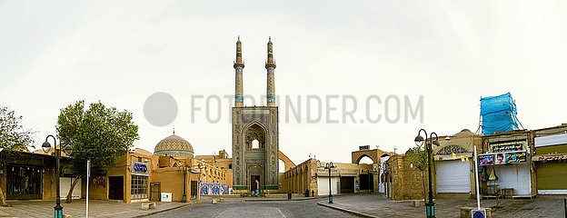 Iran  Freitagsmoschee in Yazd | Iran  Friday mosque in Yazd