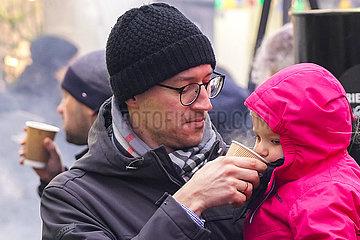 LATVIA-RIGA-STREET FOOD FESTIVAL