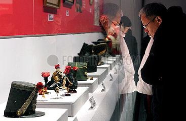 CHINA-HENAN-ZHENGZHOU Ausstellung-NAPOLEON (CN)