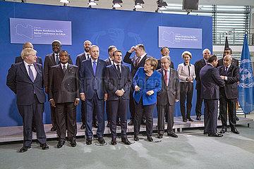 Lybien-Konferenz
