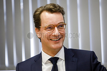 Hendrik Wuest  NRW Verkehrsminister  Nordrhein-Westfalen  Deutschland