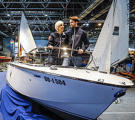 Messe boot Duesseldorf  Nordrhein-Westfalen  Deutschland