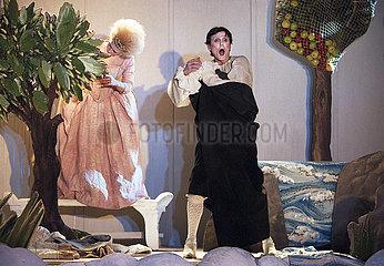 Komische Oper Berlin PASTORELLE EN MUSIQUE