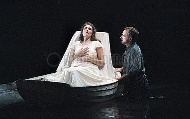 Deutsche Oper Berlin PELLEAS UND MELISANDE
