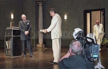 Deutsches Theater Berlin DIETER MANN EHRENMITGLIEDSCHAFT