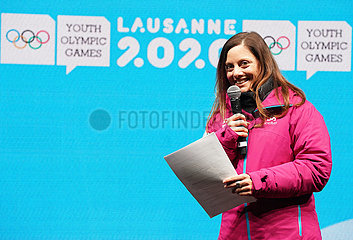 (SP) SCHWEIZ-LAUSANNE-IOC-Jugend-Winterspiele-ABSCHLUSS