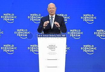 Xinhua Schlagzeilen: Chinas Ruf für die Globalisierung  Inklusivität hallt in Davos