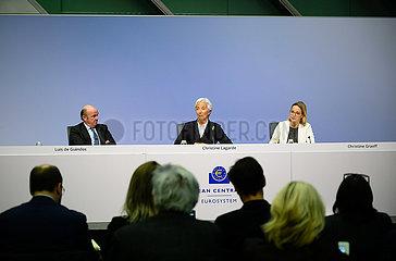 DEUTSCHLAND-FRANKFURT-EZB-Geldpolitik-PRESSEKONFERENZ