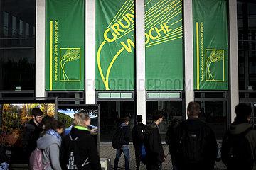 Gruene Woche Berlin