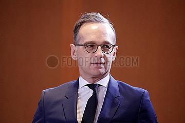 Bundeskanzleramt Kabinettsitzung 22.1.2020