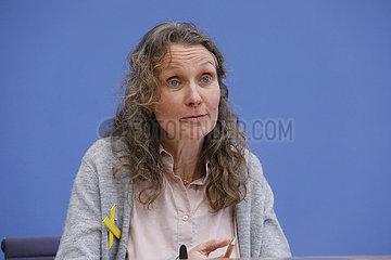 Bundespressekonferenz zum Thema: Mitglieder der Kohlekommission zur Aufkuendigung des Kohle-Kompromisses durch die Bundesregierung