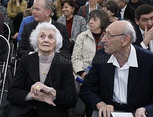 Eroeffnung der Dauerausstellung Wannsee-Konferenz