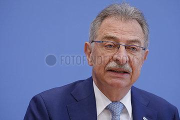 Bundespressekonferenz zum Thema: Jahresauftakt - Konjunktur  Forderungen der Industrie und Ausblick 2020