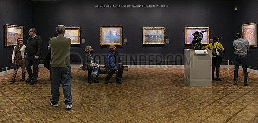 US--Chicago-MUSEUM-ART INSTITUTE