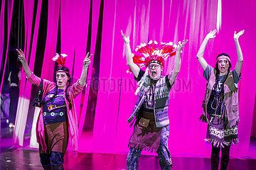 Deutsches Theater Berlin HASTA LA WESTLER  BABY!