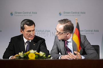 Green Central Asia Konferenz