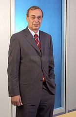 Dieter Rampl  Vorstandsvorsitzender der HypoVereinsbank  Muenchen  2003