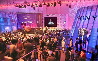 Internationale Funkausstellung  SONY Messehalle  1999
