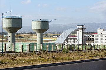 Addis Abeba  Aethiopien - Industrial Parks Development Corporation of Ethiopia (IPDC)