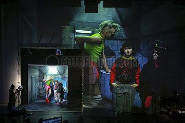 Maxim Gorki Theater HAMLET