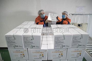 CHINA-HEILONGJIANG-Desinfektionsmittel-SUPPLY (CN)