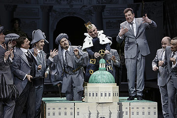 Komische Oper BLAUBART