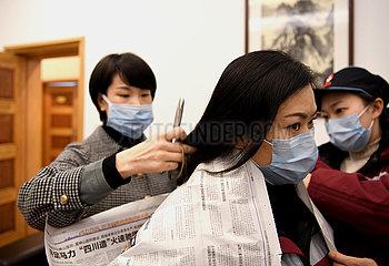 CHINA-SICHUN-CHENGDU-MEDICAL STAFF-WUHAN-AID (CN)