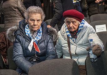 Ueberlebende des Holocaust